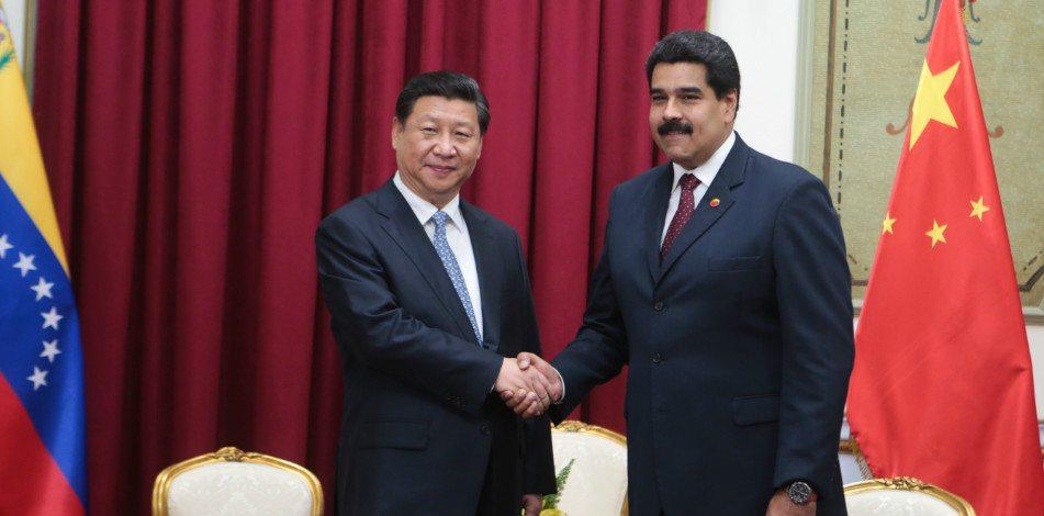 China es el principal acreedor del chavismo venezolano / WEB