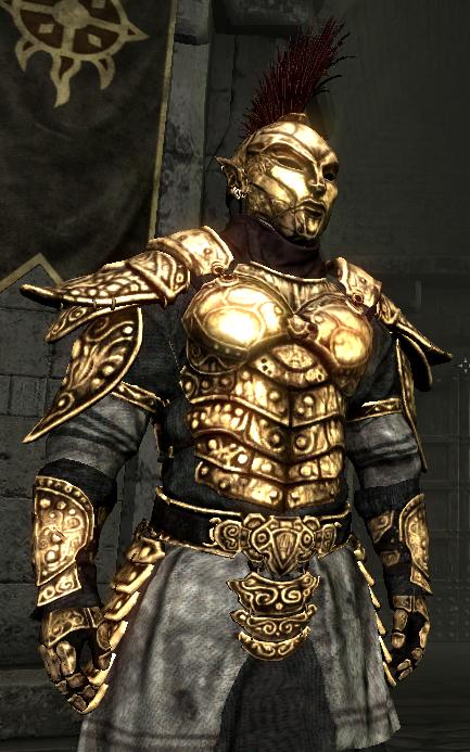 Skyrim Mods Highlights: Indoril Ordinator Armor