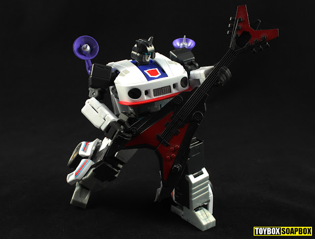 maketoys downbeat speakers robot mode