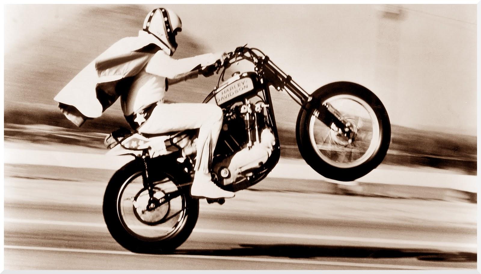CaraibiRockers: Evel Knievel
