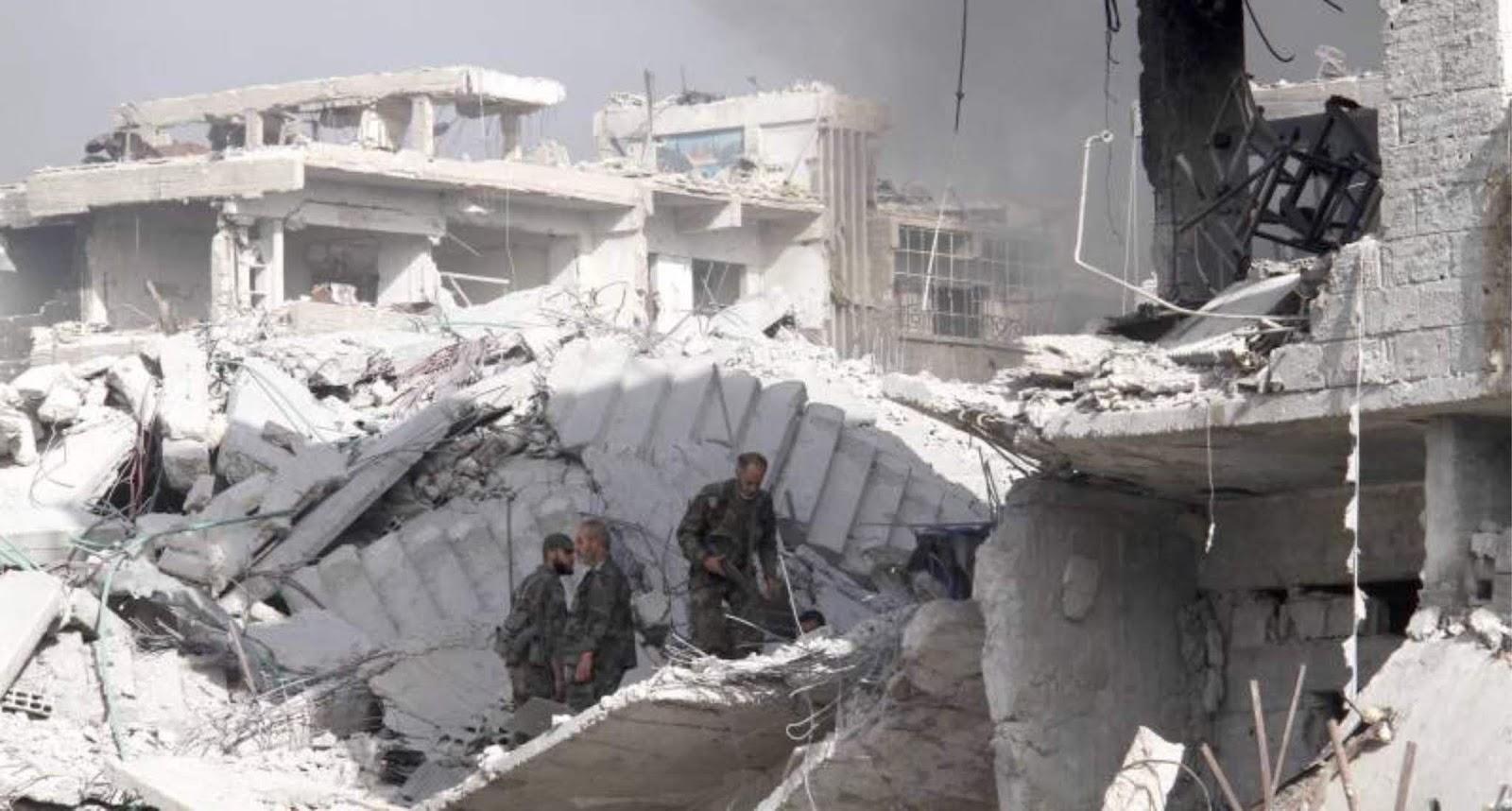 AS telah memilih target untuk serangan rudal di Suriah