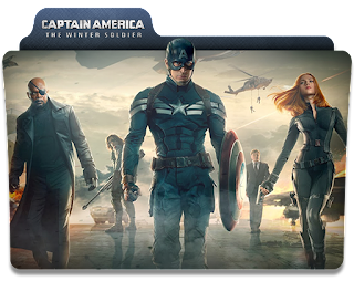 Preview of Capain America, Scarlet johansson, Nick fury, black widow, movie icon
