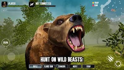 Bigfoot Monster Hunter Online v0.874 MOD  تحميل وتنزيل لعبة الاندوريد Bigfoot Monster Hunter Online اخر اصدار مهكرة ذخيرة وكاملة