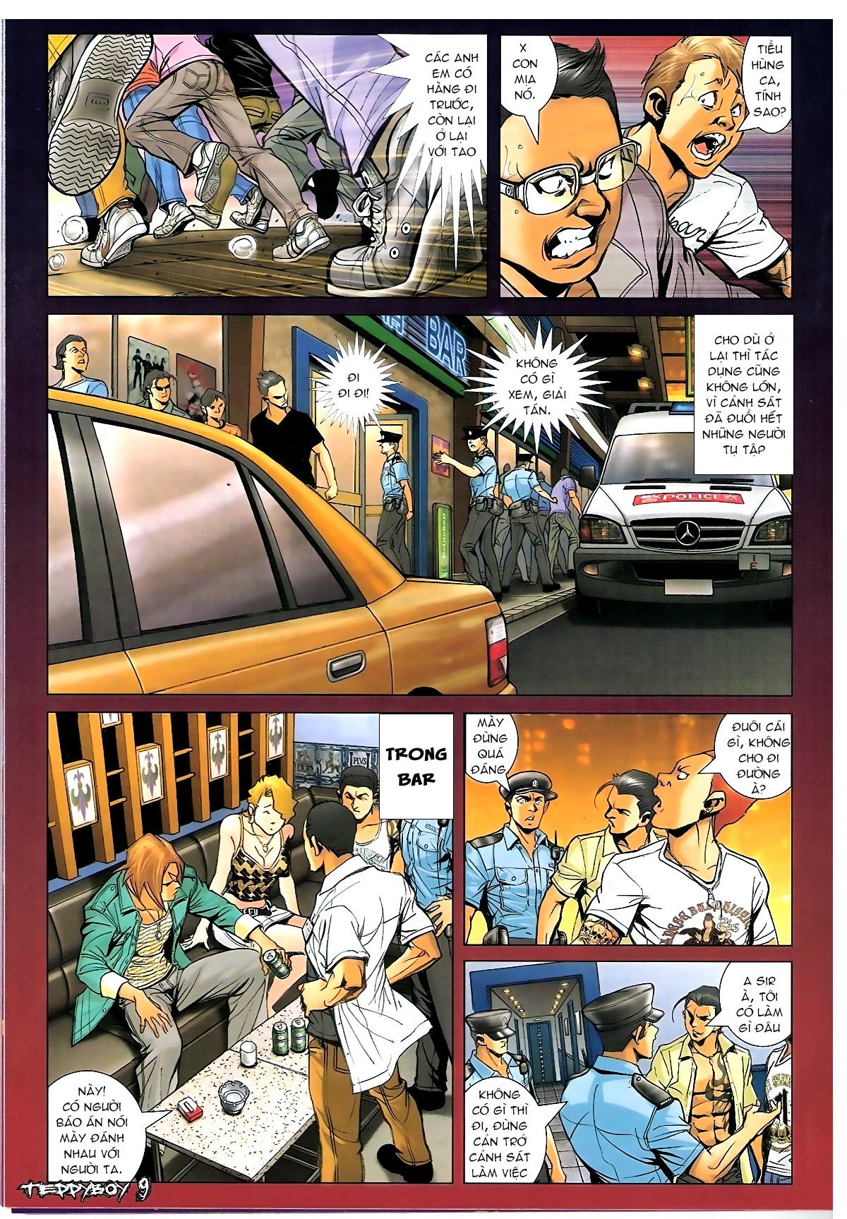 Người Trong Giang Hồ - Chapter 1330: Lãng mạn giang hồ - Pic 6