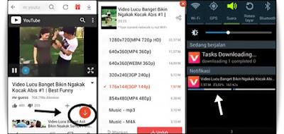 Aplikasi untuk download musik di youtube