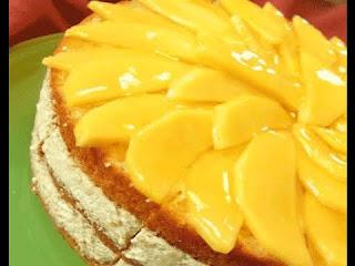 Kue Mango Tea Cake