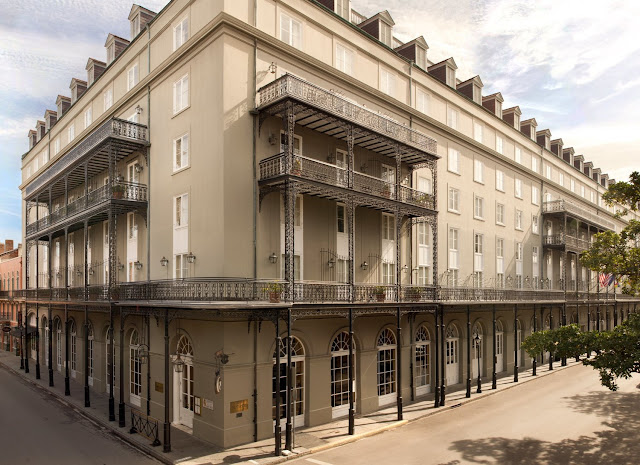 Omni Royal Orleans offers graceful elegance in the heart of New Orleans' French Quarter.