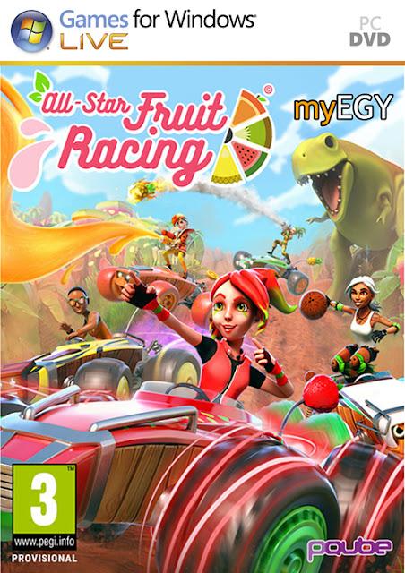 تحميل لعبه All-Star Fruit Racing 2018 للكمبيوتر