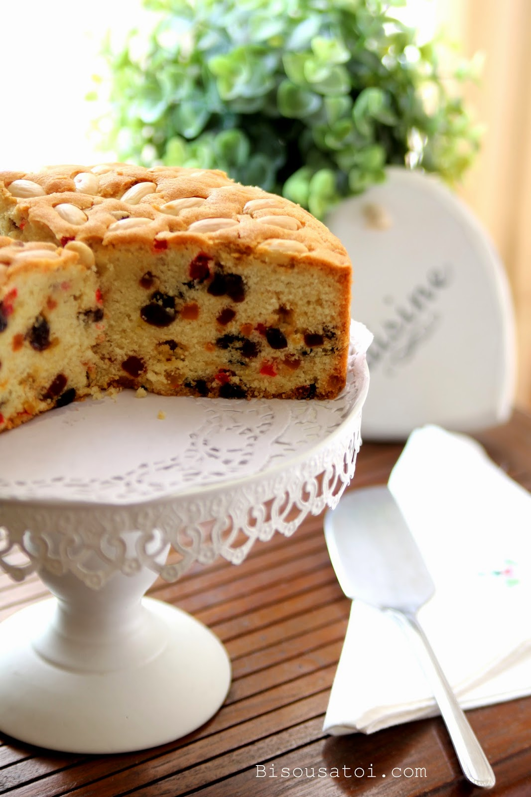 Dundee Cake - Bisous À Toi