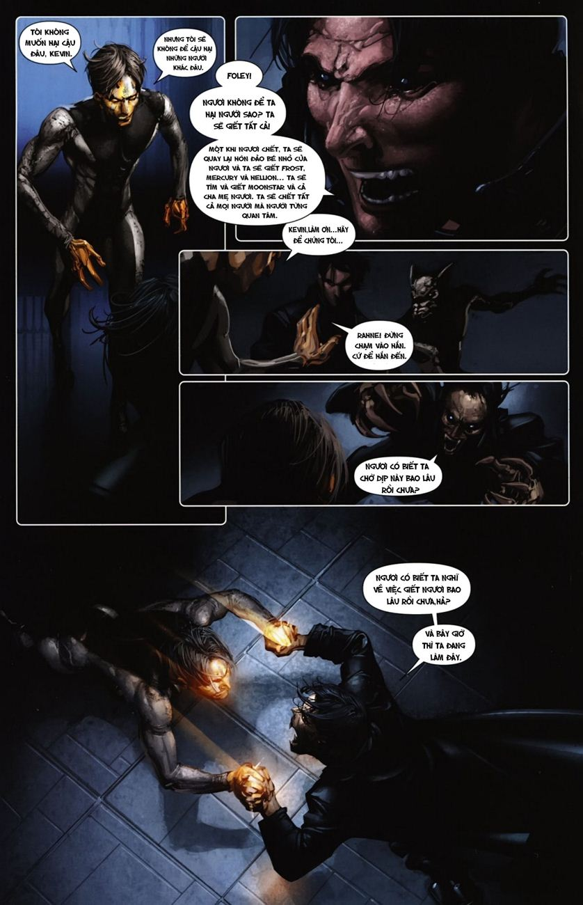 X-Men Necrosha chap 13 trang 14
