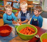 Alles im Griff im Kindergarten unterm Regenbogen Hohenaspe