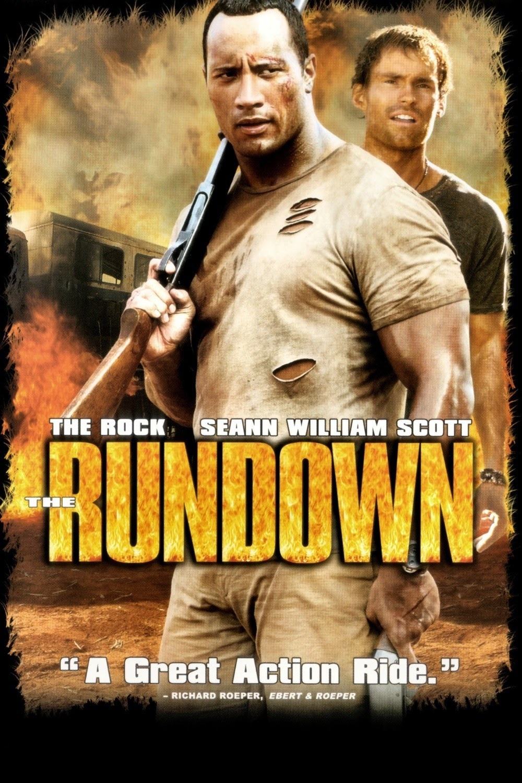 The Rundown โคตรคนล่าขุมทรัพย์ป่านรก [HD][พากย์ไทย]