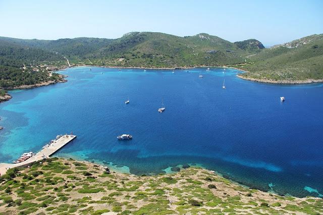 Cabrera nas Ilhas Baleares