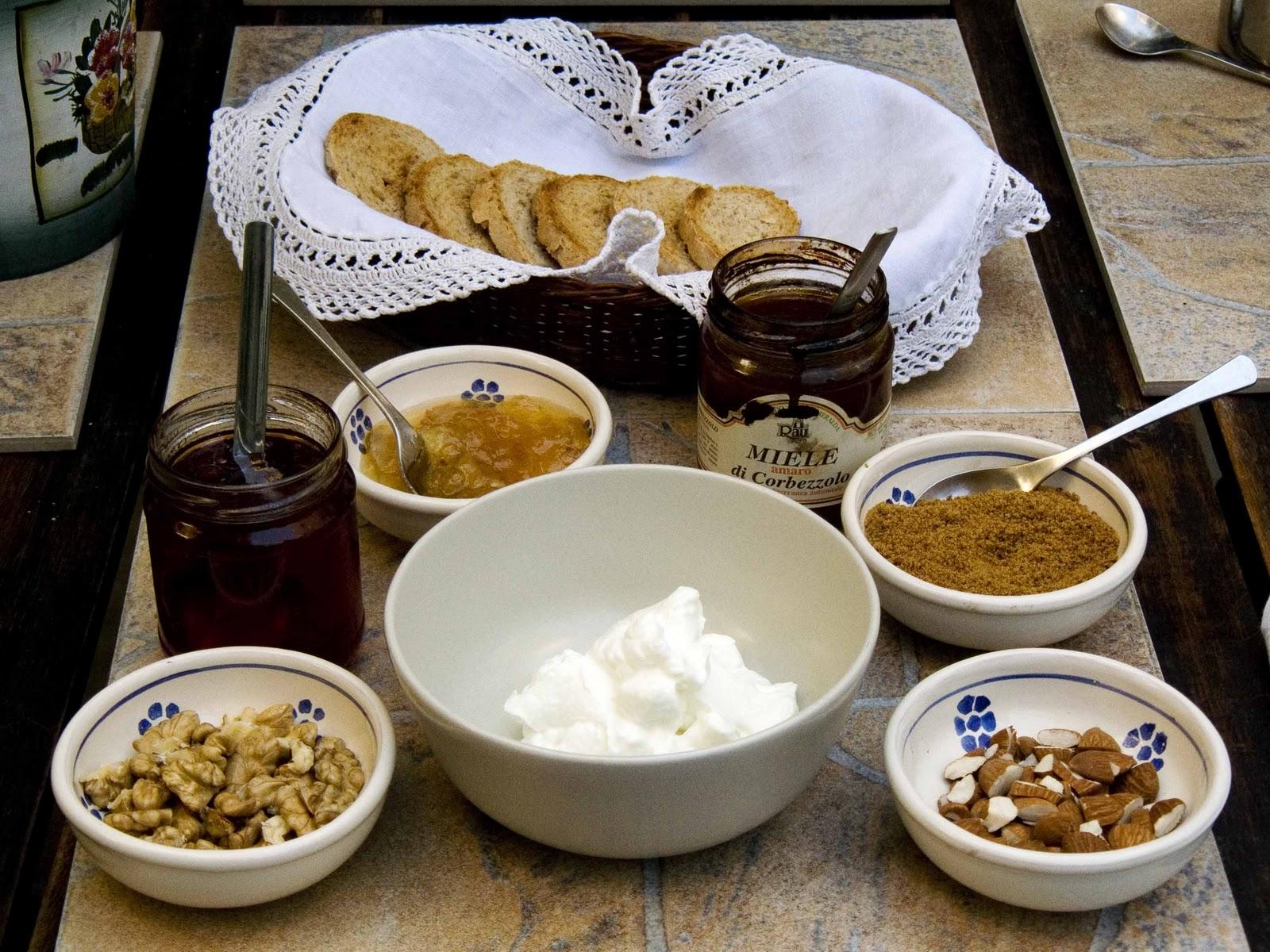 Preferenza Sud Italia in Cucina: Colazione Greca WD24