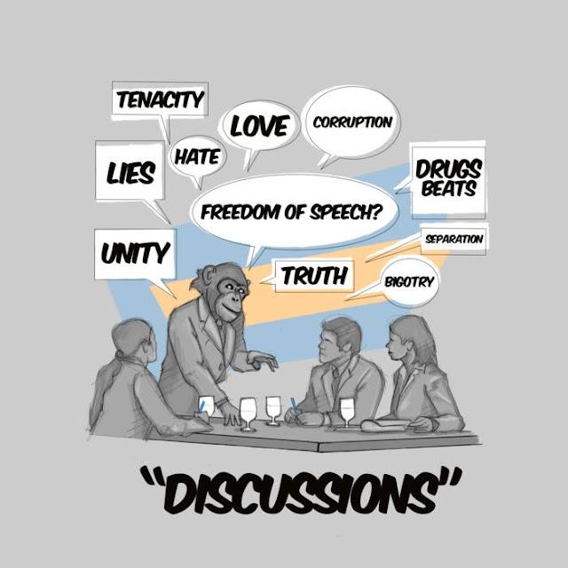 Tenacity & D.R.U.G.S. Beats «Discussions» Album Stream + Tracklist