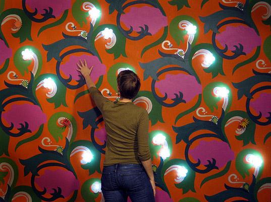 Irbob Sevenfold Living Walls Wallpaper