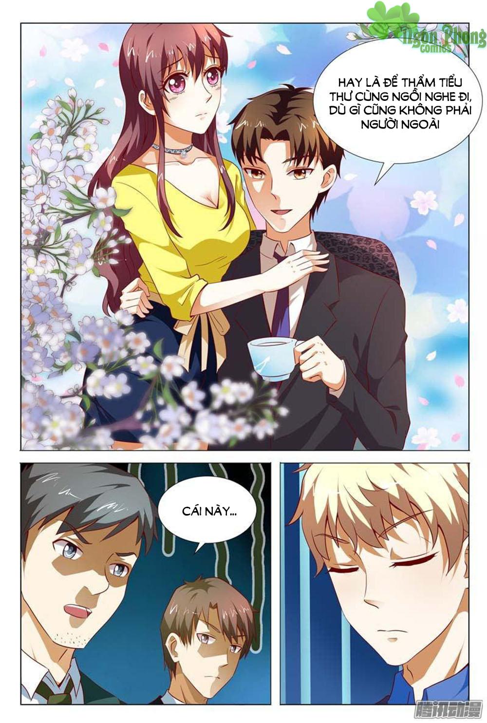 Hào Môn Tiểu Lão Bà Chap 115 - Trang 8