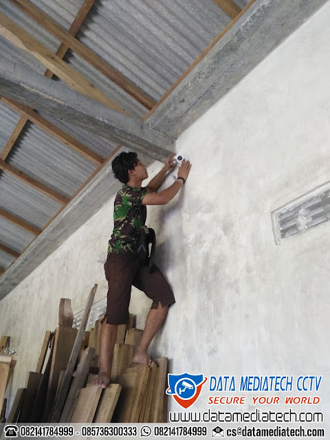 Jasa Pasang CCTV Kamera Keamanan Gedung, Perkantoran, Rumah