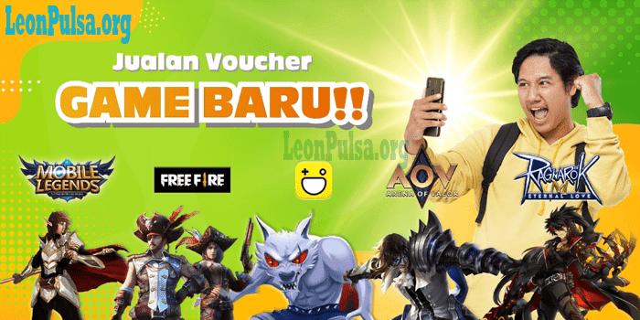 voucher game online murah