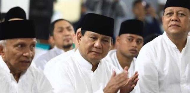 Hari Ini, Bawaslu Semarang Shalat Jumat Bareng Prabowo