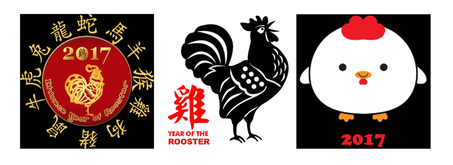 The difference of 25: Welcome back! Theme 44: Chinese year of the rooster