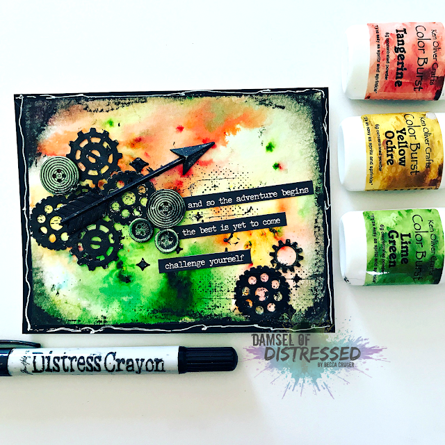 Mixed_Media_Card_with_Ken_Oliver_Color_Burst_Crystals_Embossing_Paste_Tim_Holtz_Distress_Paint_and_Distress_Crayons