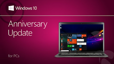 anniversary update windows 10 download