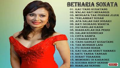 Betharia Sonata-Lagu Betharia Sonata-Kumpulan Lagu Betharia Sonata full Album -Kumpulan Lagu Betharia Sonata Hati Yang Luka-Kumpulan Lagu Betharia Sonata Album Hati Yang Luka Mp3 Rar