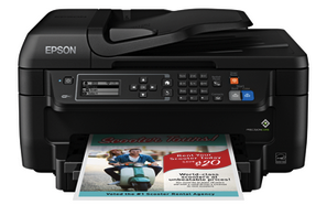 Epson WorkForce WF-2750 Driver Download - Windows, Mac
