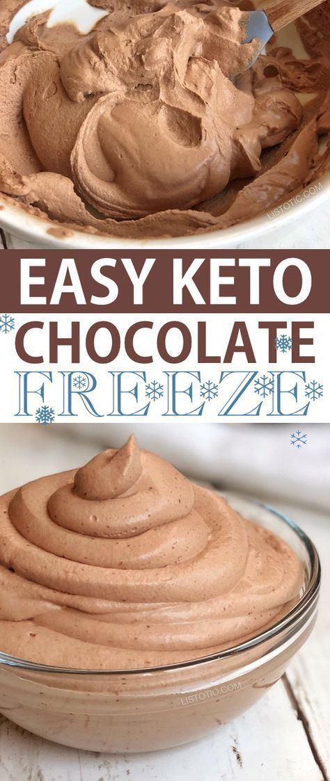 Easy Keto Chocolate Frosty #Easy #simplirecipe #Instantpot #Bangbang #Shrimp #Pasta #vegan #Vegetables #Vegetablessoup #Easydinner #Healthydinner #Dessert #Choco #Keto