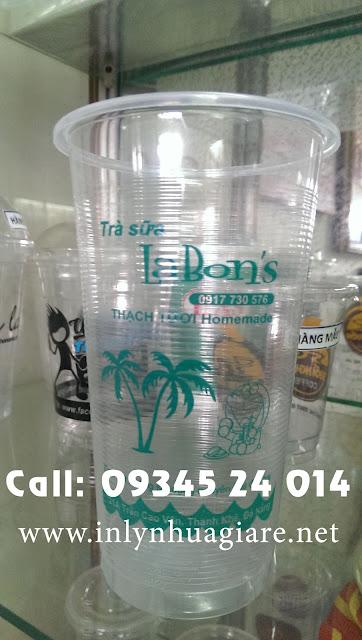 Sản xuất ly nhựa giá rẻ, in ly nhựa giá rẻ, nên in ly nhựa giá rẻ ở đâu? - 162088