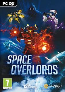 تحميل لعبة Space Overlords