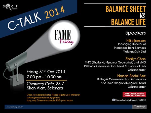 Calendata: Fame Friday: Balance Sheet vs Balance Life