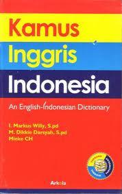 Kamus Digital Inggris-Indonesia-Inggris
