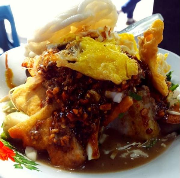 Gambar, Foto, Resep Tahu Gimbal Semarang
