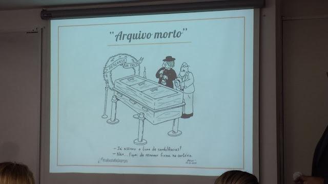 Curso de Organização de Arquivos com Tadeu Motta