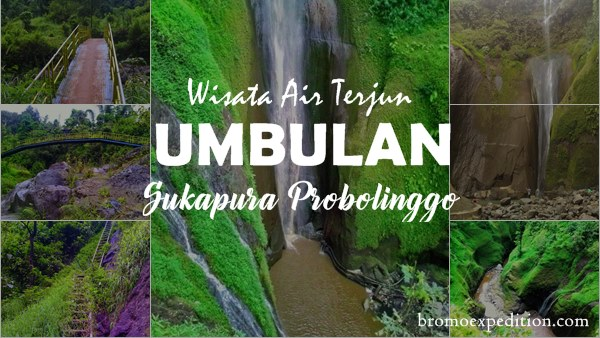 air terjun umbulan sukapura probolinggo - bromo expedition
