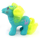 My Little Pony Baby Ribbs Year Six Peek-A-Boo Baby Ponies G1 Pony