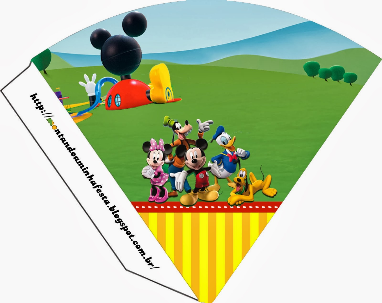 mickey clubhouse invitations and party printables is it cone