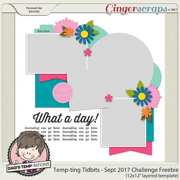 September Template Challenge 1