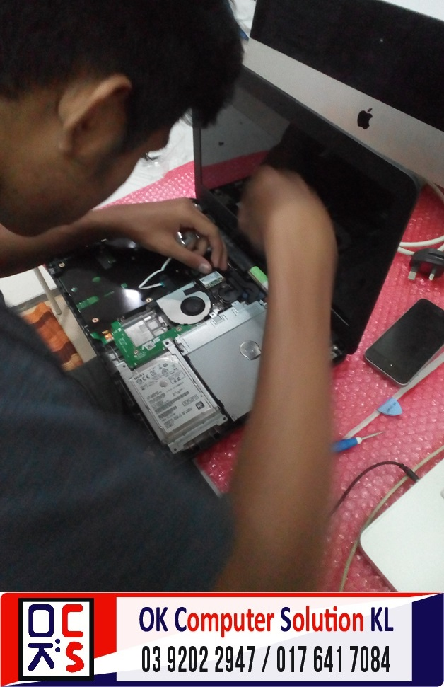 [SOLVED] AUTOSHUTDOWN ASUS X441U | REPAIR LAPTOP CHERAS 5