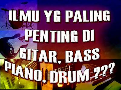 Tempat Belajar Musik Jakarta