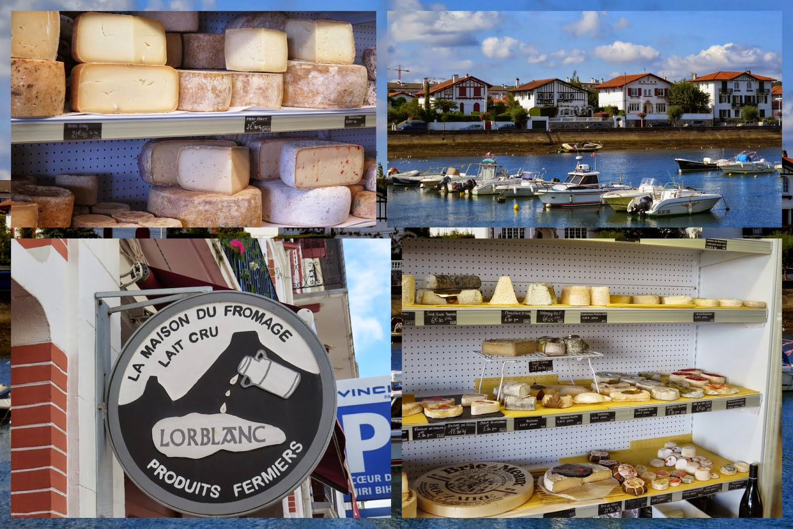 A Weekend in French Basque Country - La Maison du Fromage - St. Jean de Luz