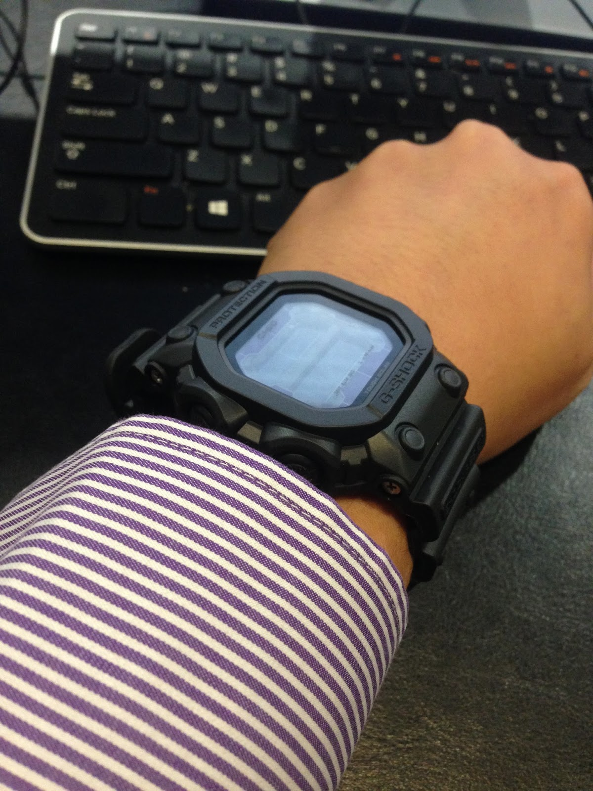 c347be979e2c Let s face it  this watch is big which limits its usage in formal  functions. As it was advertised
