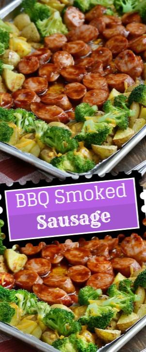 BBQ Smoked Sausage
