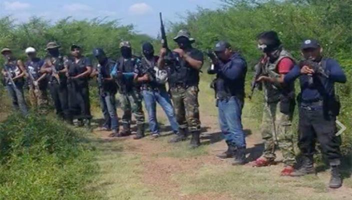 EL CJNG anuncia narcoguerra y limpia en Michoacán y envia Sicarios a El Cenizo,El Chanda y Paco Licea