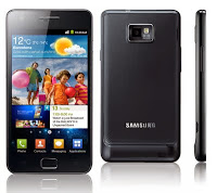 HP Samsung Galaxy S II