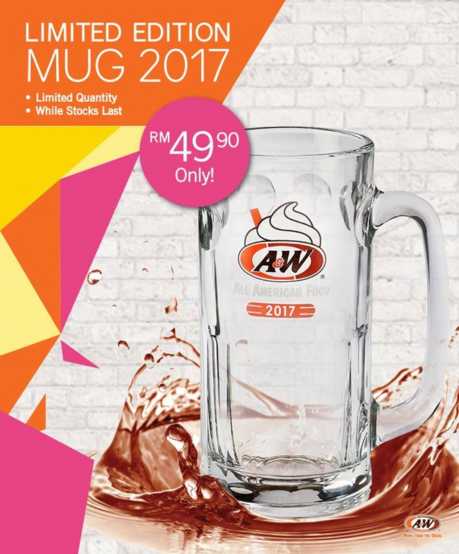 A&W Malaysia Sdn Bhd, A&W, Chicken Fiesta, Root Beer Float, Coney Dog, Beef Coney, Waffle, RB Float, Rawlins GLAM, Food Review by Rawlins, Food Review
