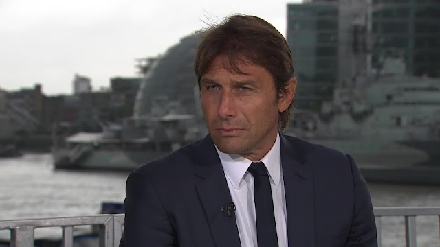 Antonio Conte lên tiếng đòi thêm tân binh