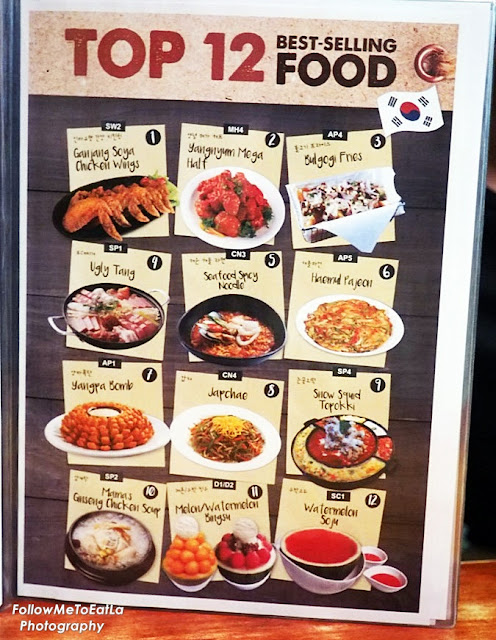 Chicken Up TOP 12 BEST SELLING FOOD